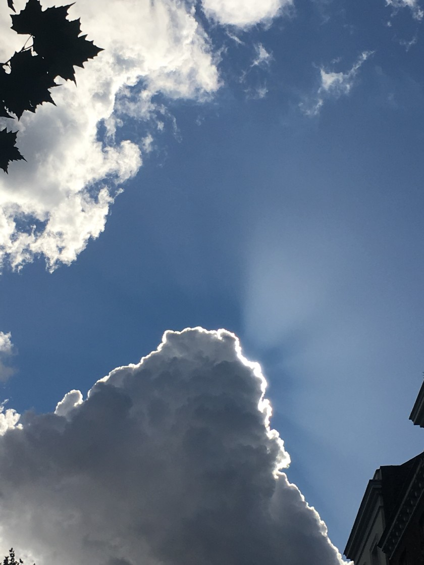 Every Cloud Has a Silver Lining - By Josephine Betteridge